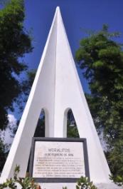 Monumento al Combate de Los Moralitos